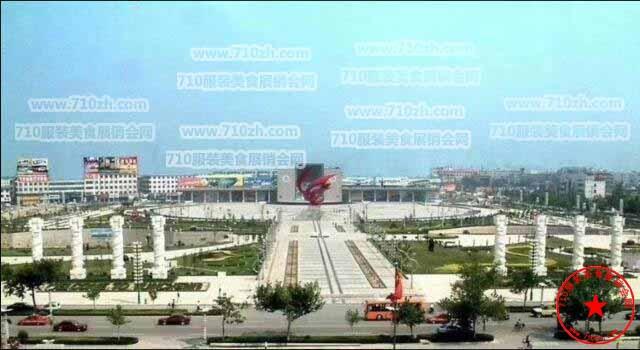 晋城市文体宫实拍图