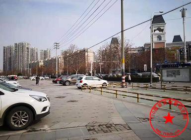 南京浦口明发外滩广场地实拍