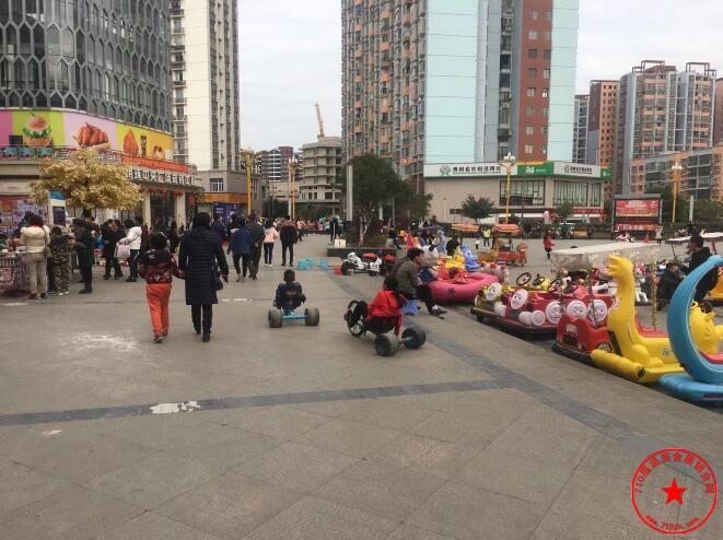 罗甸县明珠中央广场