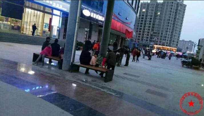 西和县向阳广场实拍图