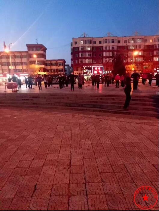 开鲁世纪广场