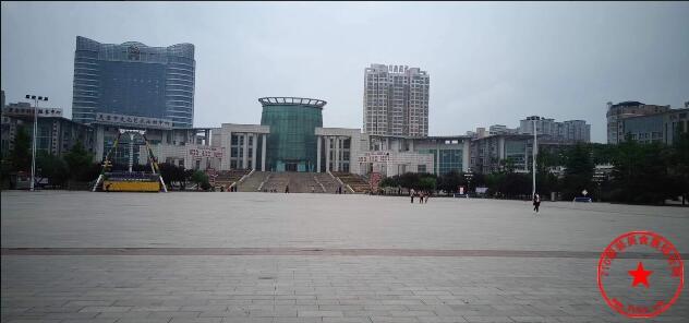 灵宝市文化活动中心场地实拍