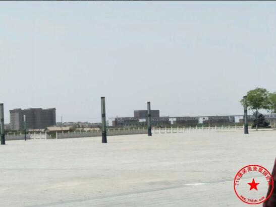 左旗大漠奇石博物馆广场场地