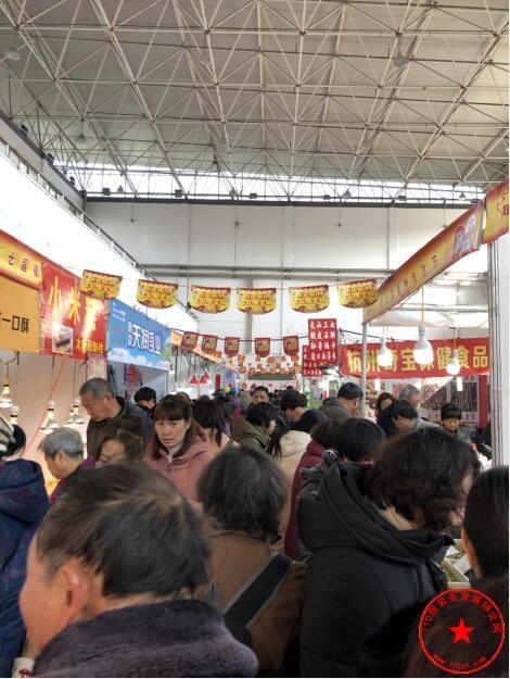 衢州市会展中心展会现场实拍