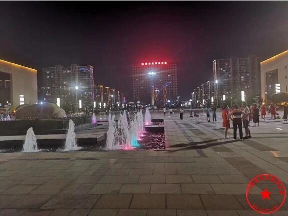抚州市文化广场