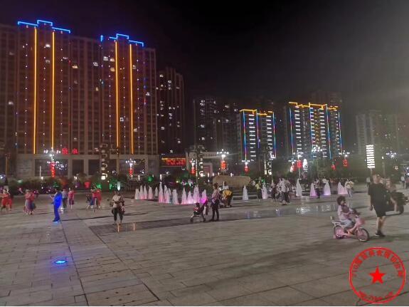 抚州文化广场